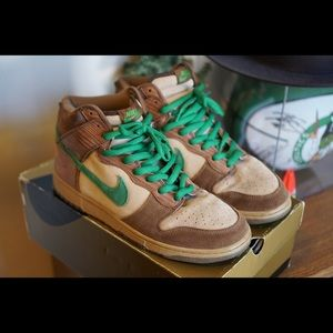 Nike SB Dunk High Skate Deck size 12